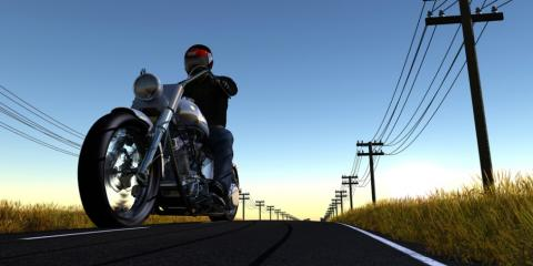 How Poor Road Conditions Cause Motorcycle Crashes, 1, West Virginia