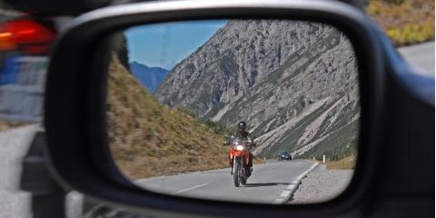 4 Tips for Avoiding Motorcycle Crashes as a Driver, 1, West Virginia