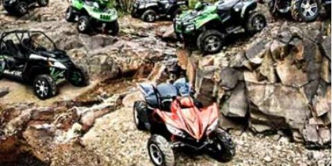 3 Amazing Places to Ride Your Side-by-Side ATV This Summer, Princeton, West Virginia
