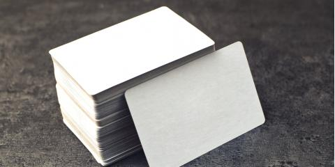 Why You Should Print Business Cards on an Offset Press, Anchorage, Alaska