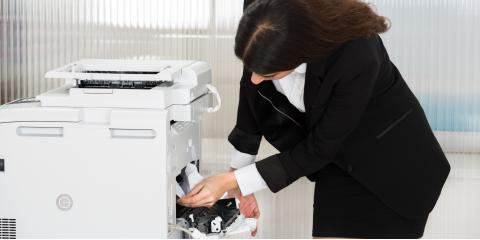 How to Prevent Printer Paper Jams, Jessup, Maryland