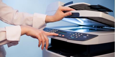 Printer & Copier Maintenance FAQ, Anchorage, Alaska