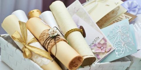 5 Questions to Ask Before Printing Your Wedding Invitations, Queens, New York