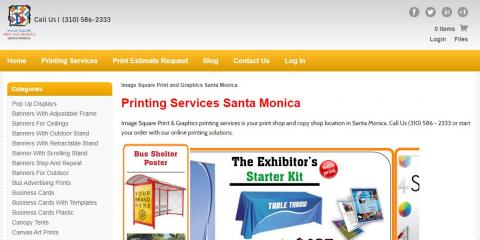 3 Digital Printing Benfits, Los Angeles, California