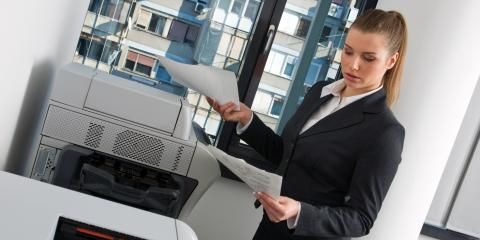 3 Tips for Efficient Office Printing, Jessup, Maryland