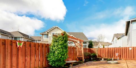 How a Privacy Fence Increases the Value of Your Home, Spencerport, New York