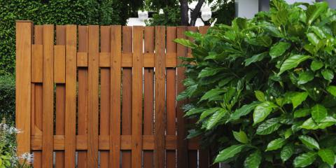 3 Perks of a Privacy Fence, Kenai, Alaska