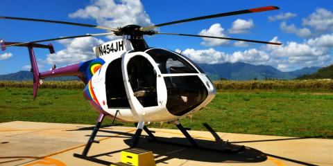 4 Reasons to Take a Private Helicopter Tour, Lihue, Hawaii
