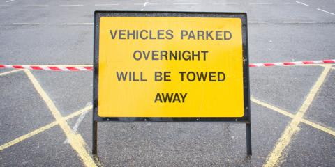 3 Tips for Having Illegally Parked Vehicles Towed From Private Parking Lots, Queens, New York