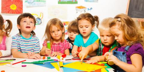 How Early Childhood Education Encourages Future Success, East Greenwich, New Jersey