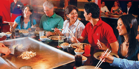 Planning a Celebration? Rent a Private Party Room at Kyoto Steakhouse of Japan!, St. Peters, Missouri