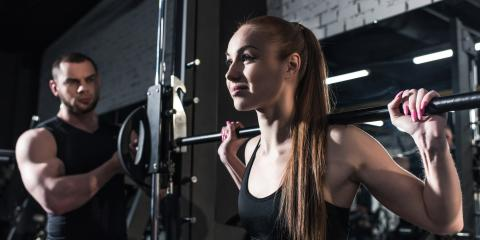 3 Ways Strength Training Will Aid Your Fat Loss Goals, Lithonia, Georgia