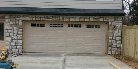 3 Signs You Need Garage Door Repair From Richmond, KY's Elite Garage Door Service, Richmond, Kentucky