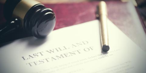 3 Reasons Why an Heir May Contest a Will, Torrington, Connecticut