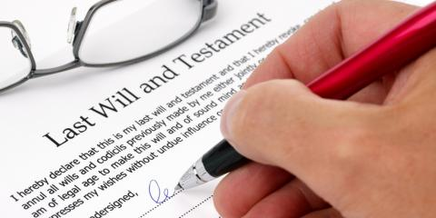 Probate Lawyer Shares Top 5 Reasons to Update Your Will, Greensboro, North Carolina