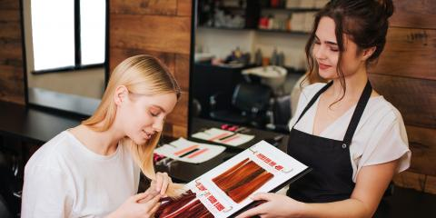 4 Popular Hair Coloring Techniques, Beatrice, Nebraska