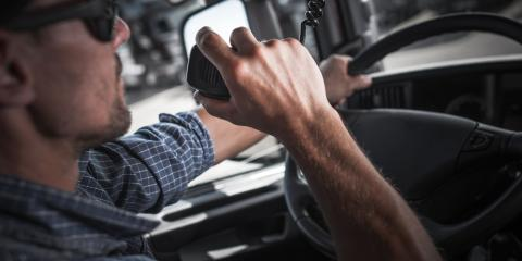What to Expect During Truck Driver Training, Riga, New York