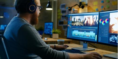 How a Professional Video Editor Can Help With Your Project, Millville, New Jersey