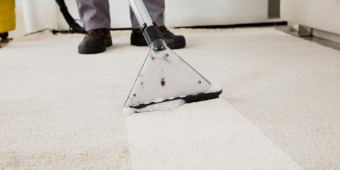 How Often Should You Hire Carpet Cleaners, High Point, North Carolina