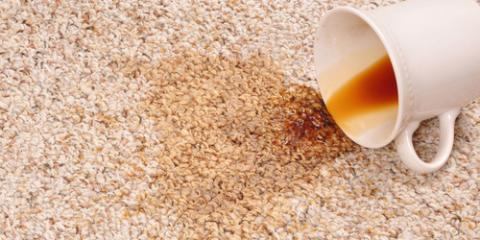 Professional Cleaning Service Shares How to Wipe Up Basic Carpet Spills, Lincoln, Nebraska