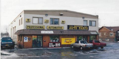 Anchorage's Professional Automotive Explains Everything That Goes Into a Car Tuneup, Anchorage, Alaska