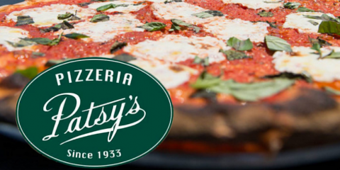 Patsy's Pizzeria's Favorite Summer Pies, New Rochelle, New York