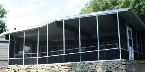 Top 4 Reasons to Purchase a Screen Patio Enclosure to Your Home, Omaha, Nebraska