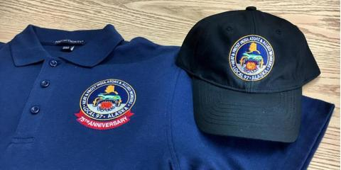 Embroidered Hats Are a Great Start Company or Branding, Anchorage, Alaska