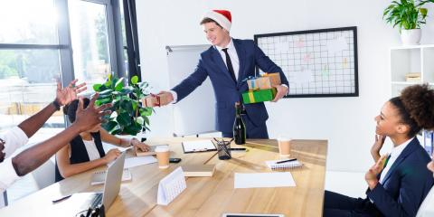 A Guide to Corporate Holiday Gifts, Anchorage, Alaska