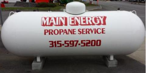 How Farmers Use Propane to Dry Their Crops, Palmyra, New York