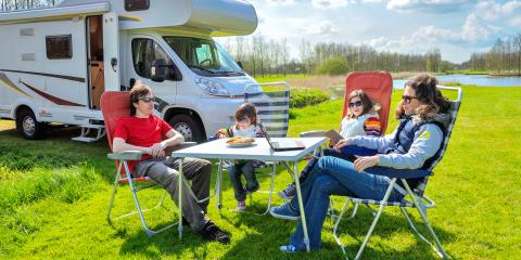 5 Common Questions RV Owners Have About Propane, Hamilton, Ohio