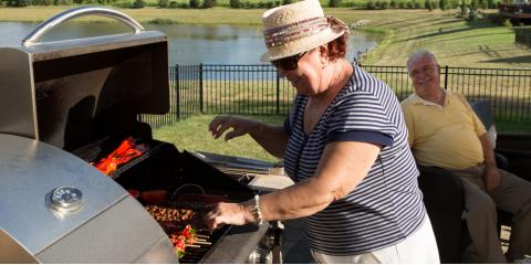 5 Reasons to Grill With Propane , Martindale, Texas