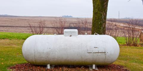 Where Should You Place Your Propane Tank?, West Plains, Missouri