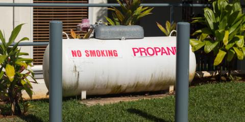 What Are the Basics for Using Propane Safely?, West Plains, Missouri
