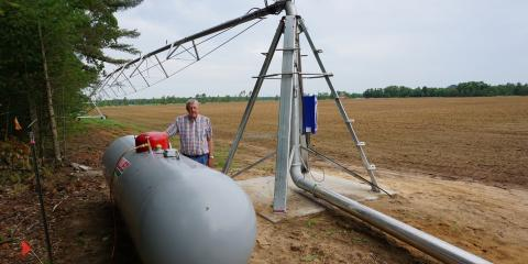 3 Benefits of Using Propane to Power Irrigation Engines, Adams, Wisconsin