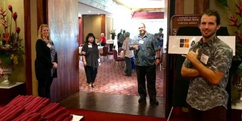 HI's Leading Property Management Group Celebrates a Successful Board Meeting Seminar , Honolulu, Hawaii