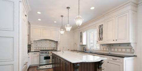 Team Up With an Electrician to Transform Your Kitchen & Bathroom With Custom Lighting, Prospect, Connecticut