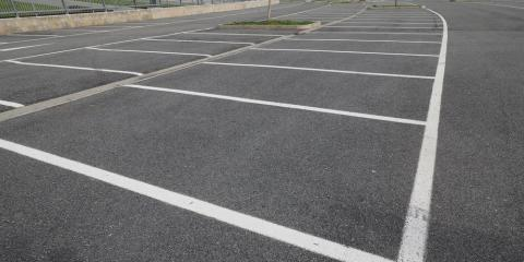 Why Parking Lots & Driveways Need Ongoing Maintenance, Cranston, Rhode Island