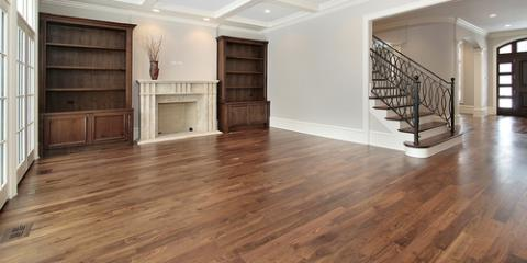 When Can Hardwood Floors Be Repaired Instead of Replaced?, Providence, Rhode Island