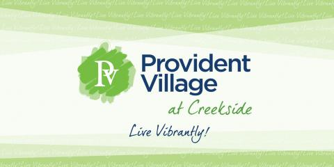 What's Happening in Provident Village at Creekside in November 2019?, Smyrna, Georgia