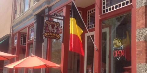 Bruges Waffles & Frites, Fast Food Restaurants, Restaurants and Food, Provo, Utah