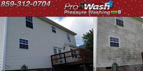 Picking A Pressure Washing Company, Lexington-Fayette, Kentucky