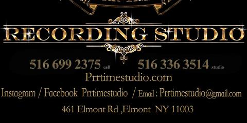 PRR Time Studio Perfects Audio Production in Elmont, New York, Hempstead, New York