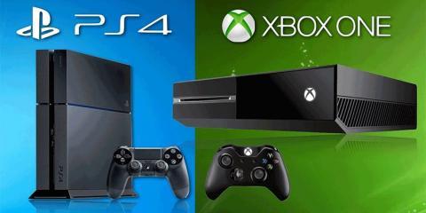 Hot Take On Xbox One Vs PS4, Burnsville, Minnesota