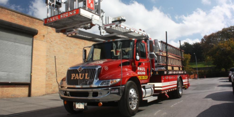 Paul Signs Inc., Sign Manufacturers, Services, Brooklyn, New York