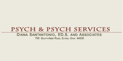 Psych & Psych Services , Mental Health Services, Health and Beauty, Elyria, Ohio