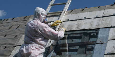 P & T Asbestos & Lead, Asbestos Removal, Services, Stamford, Connecticut
