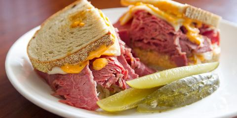 Fresh and Delicious Sandwiches From Picadeli's Pub-In-Deli, Matthews, North Carolina
