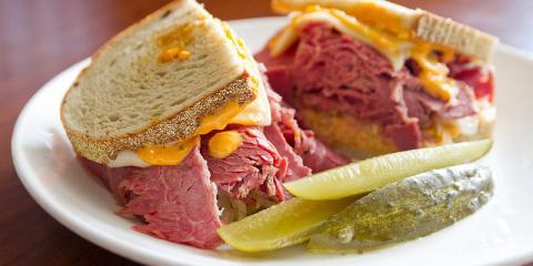 Fresh and Delicious Sandwiches From Picadeli's Pub-In-Deli, Matthews, North Carolina