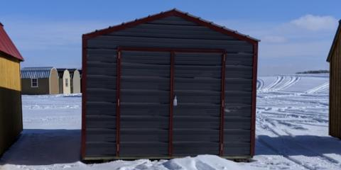 Top 2 Benefits of Metal Storage Sheds, Westby, Wisconsin